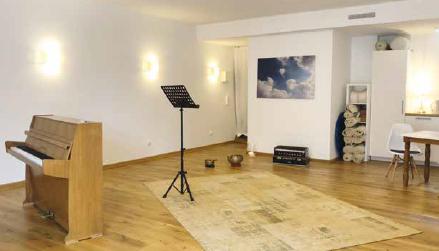 Studio zum guten Ton in Münster - Thomas Schweins